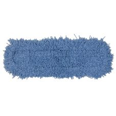 Rubbermaid® FGJ25300BL00 Blue Twisted Loop Dust Mop - 12 / CS