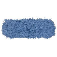 Rubbermaid® FGJ25300BL00 Blue Twisted Loop Dust Mop - 12 / CS