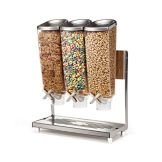 Rosseto® EZP2135 3-Gallon Triple Dry Food Dispenser