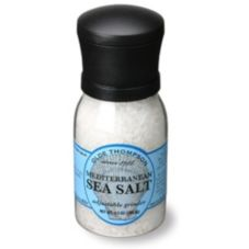 Olde Thompson 1020-06 9.5 Oz. Mediterranean Sea Salt Grinder - 6 / CS