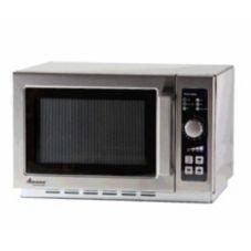 Amana® RCS10DSE Stainless Steel 1000 Watt Medium Volume Microwave