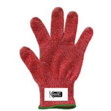 Tucker Safety 94433 Medium Red KutGlove™ Cut Resistant Glove