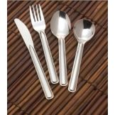 World® Tableware 697-032 Ecoware Disposable Dinner Fork - Dozen