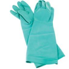 San Jamar 19NU-M Medium Nitrile Pot & Sink Gloves - Pair