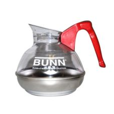 BUNN® 6103.0002 Easy Pour® Red Coffee Pot