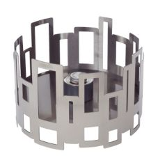 """Rosseto® SM110 Stainless 10"""" Tall Round Warmer"""