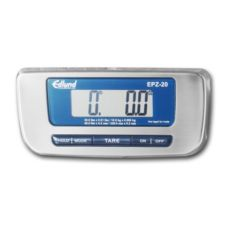Edlund EPZ-20H 20 Lb. Digital Pizza Scale With Foot Tare