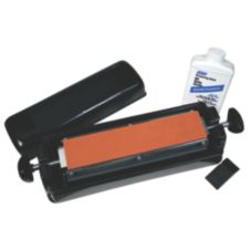 """Dexter Russell EDGE-15 Tri-Stone 12"""" Sharpening System - 1 / ST"""