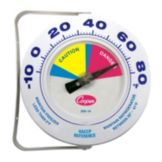 Cooper-Atkins® 255-14-1 HACCP Refrigerator / Freezer Thermometer