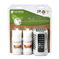 San Jamar® WP1202MB Mango Burst Twist Fragrances