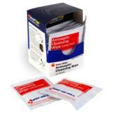 DayMark 113408 Refill Antiseptic Wipes - 10 / BX