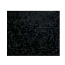 "Riegel 60/40 Cotton Blend Ultimate Black 22"" x 22"" Napkin"