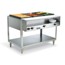 Vollrath® 38117 ServeWell® Electric 3 Well Hot Food Table