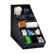 Diversified Metal Prod SWCH-1BT 4 Section Countertop Organizer