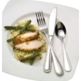 World® Tableware 162-039 Huron European Fork - Dozen
