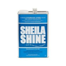 Sheila Shine 73440003 Stainless Steel Cleaner / Polish - 4 / CS