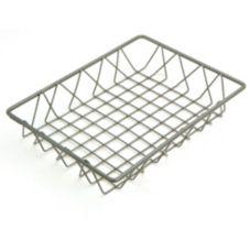 "Delfin WBK-129-PC62 Simply Baskets 12"" x 9"" Steel Basket"