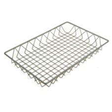 "Delfin WBK-1812-PC62 Simply Baskets 18"" x 12"" Steel Basket"