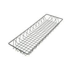 "Delfin WBK-248-PC62 Simply Baskets 24"" x 8"" Steel Basket"