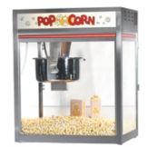 Gold Medal® 2557 Discovery 32 Oz. Popcorn Popper Back Counter Unit