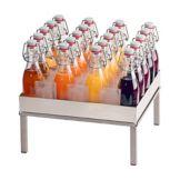 Frilich RB639E001 Carafine Coterie Beverage Platform Set w/ 20 Bottles