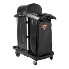 Rubbermaid® 1861427 Executive Series High Security Janitorial Cart