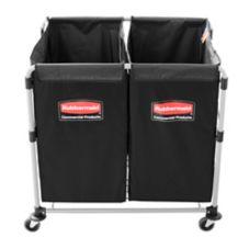Rubbermaid® 1881781 Collapsible Multi-Stream 8 Bushel X-Cart