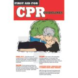 Day Mark Safety Systems 112462 CPR Guildlines Poster