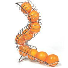 TableCraft FC1649 Meranda™ Chrome Plated Curved Fruit Basket