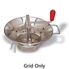 "Matfer Bourgeat M5010 3/64"" Grid for M530 Food Mill"