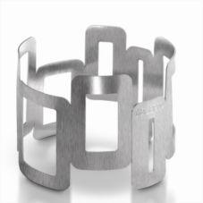 "Rosseto® D62877 Stainless Steel 6.5"" Small Round Riser"