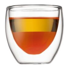 Bodum USA 4557-10US4 Pavina 2.5 Oz. Espresso / Shot Glass 8 / CS