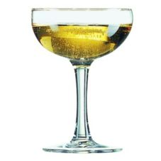 Cardinal 37652 Arcoroc 5.25 Oz. Elegance Coupe Glass - 48 / CS