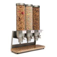Rosseto® EZ547 EZ-Serv® Bamboo Triple Dispenser
