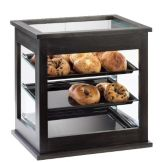 Cal-Mil 284-96 Midnight 21 x 16.25 x 22.5 Acrylic Bakery Display Case