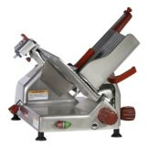 Berkel 827A-PLUS 45° Angle Gravity Feed Manual Slicer