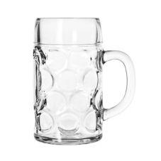 Libbey 12030021 33.75 Oz. Octoberfest Glass Mug - 6 / CS