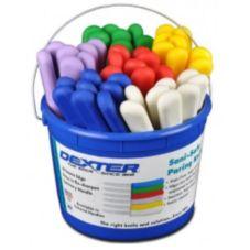 Dexter Russell 15483 Sani-Safe® Bucket of Paring Knives - 48 / PK