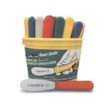 Dexter Russell 18513 Sani-Safe Bucket of Spreader Knives - 48 / PK
