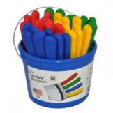 Dexter Russell 16183 Sani-Safe® Bucket of Mini Turner - 36 / PK