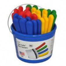 Dexter Russell 16183 Sani-Safe® Bucket of Mini Turner - 36 / PK