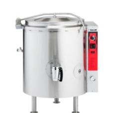 Vulcan K40GL K Series Stationary 2/3 Jacketed 40 Gal. Gas Kettle