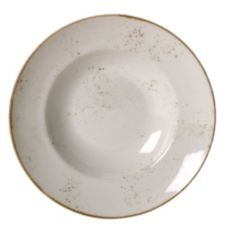 Steelite 11550372 Performance Craft White 15 Oz. Nouveau Bowl - 6 / CS