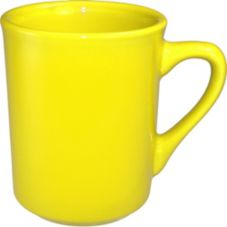 International Tableware 87241-242 Cancun 8-1/2 Oz Yellow Mug - 36 / CS