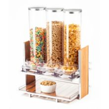 Cal-Mil 1499 (3) Compartment Eco Modern Cereal Dispenser