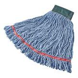Rubbermaid FGC25206B100 Swinger Loop Blue Medium Mop Head
