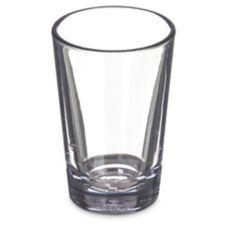 Carlisle® 560207 Alibi™ 2 Oz. Clear SAN Shot Glass - 24 / CS