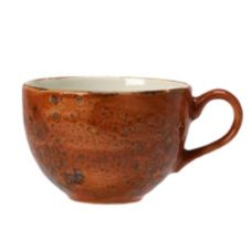 Steelite 11330152 Performance Craft Terracotta 12 Oz Low Cup - 36 / CS