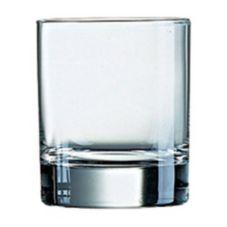 Cardinal J4241 Arcoroc 6.75 Oz. Islande Tumbler Glass - 24 / CS