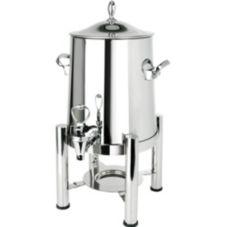 Eastern Tabletop 3123 Pillard 3 Gallon Stainless Steel Coffee Urn